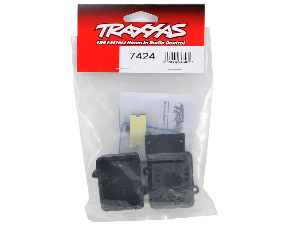 Traxxas Receiver Box Set