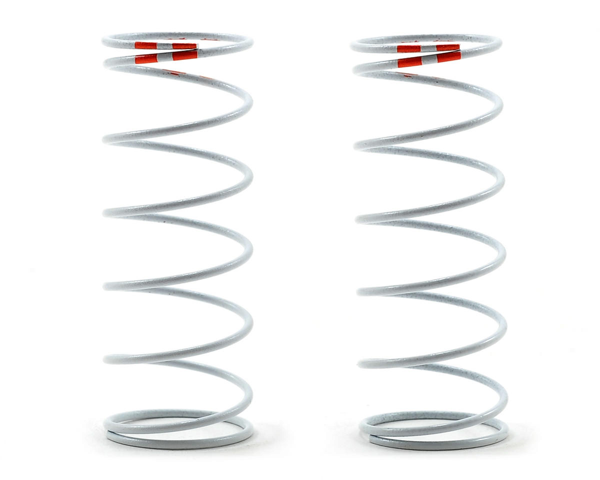 Progressive Rate Long GTR Shock Springs (Orange - 0.623 Rate) (2) by Traxxas