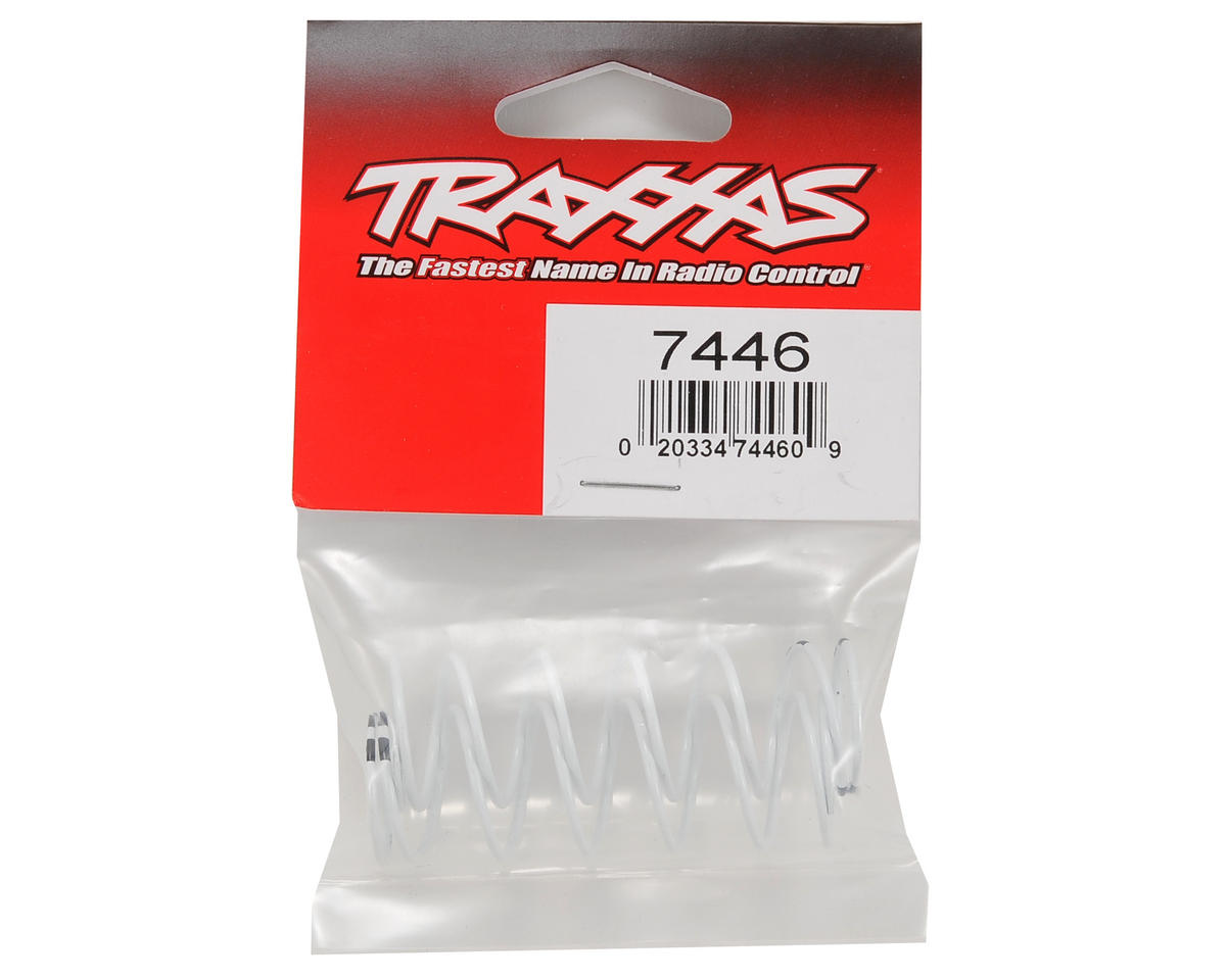 Traxxas Progressive Rate XX-Long GTR Shock Springs (Black - 0.874 Rate) (2)