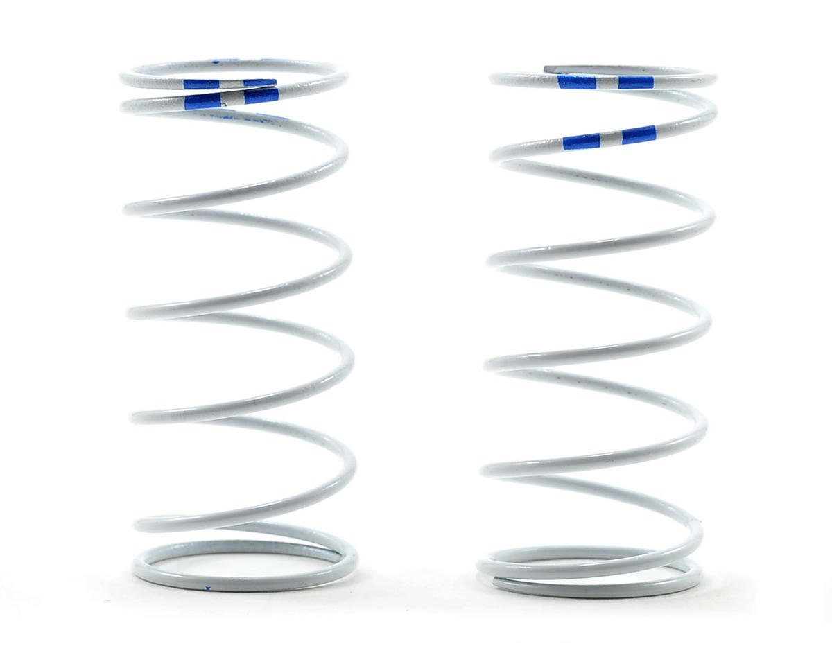 Traxxas Progressive Rate Long GTR Shock Springs (Blue - 0.892) (2)
