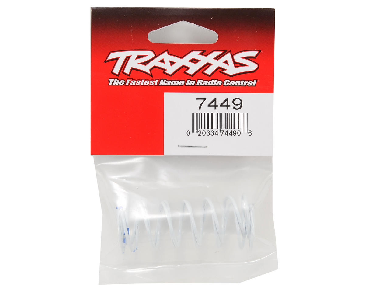 Traxxas Progressive Rate XX-Long GTR Shock Springs (Blue - 1.004 Rate) (2)