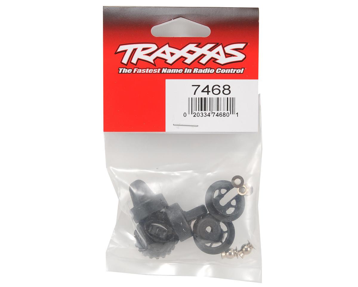 Traxxas GTR Shock Cap & Spring Retainer Set