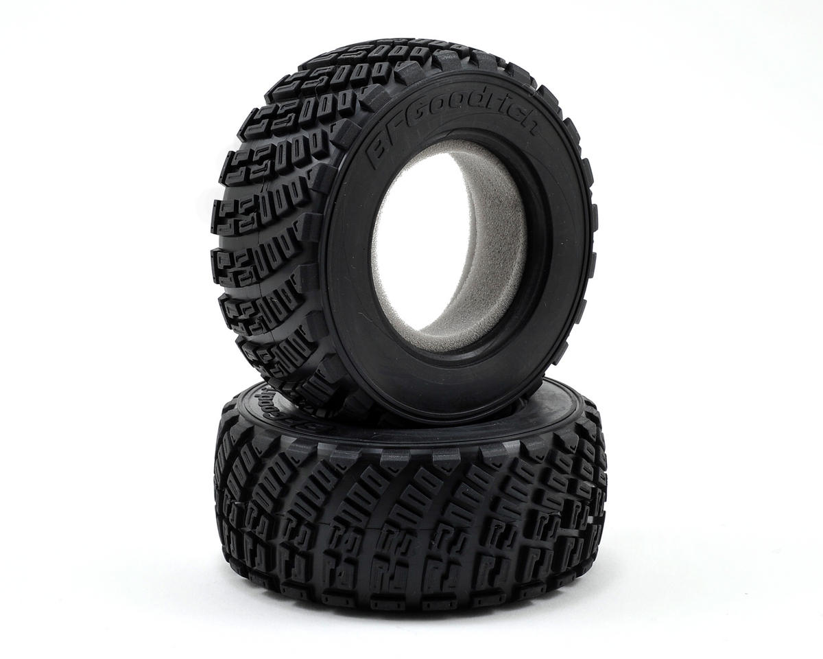 Traxxas BFGoodrich Rally Tires (2) (Standard)