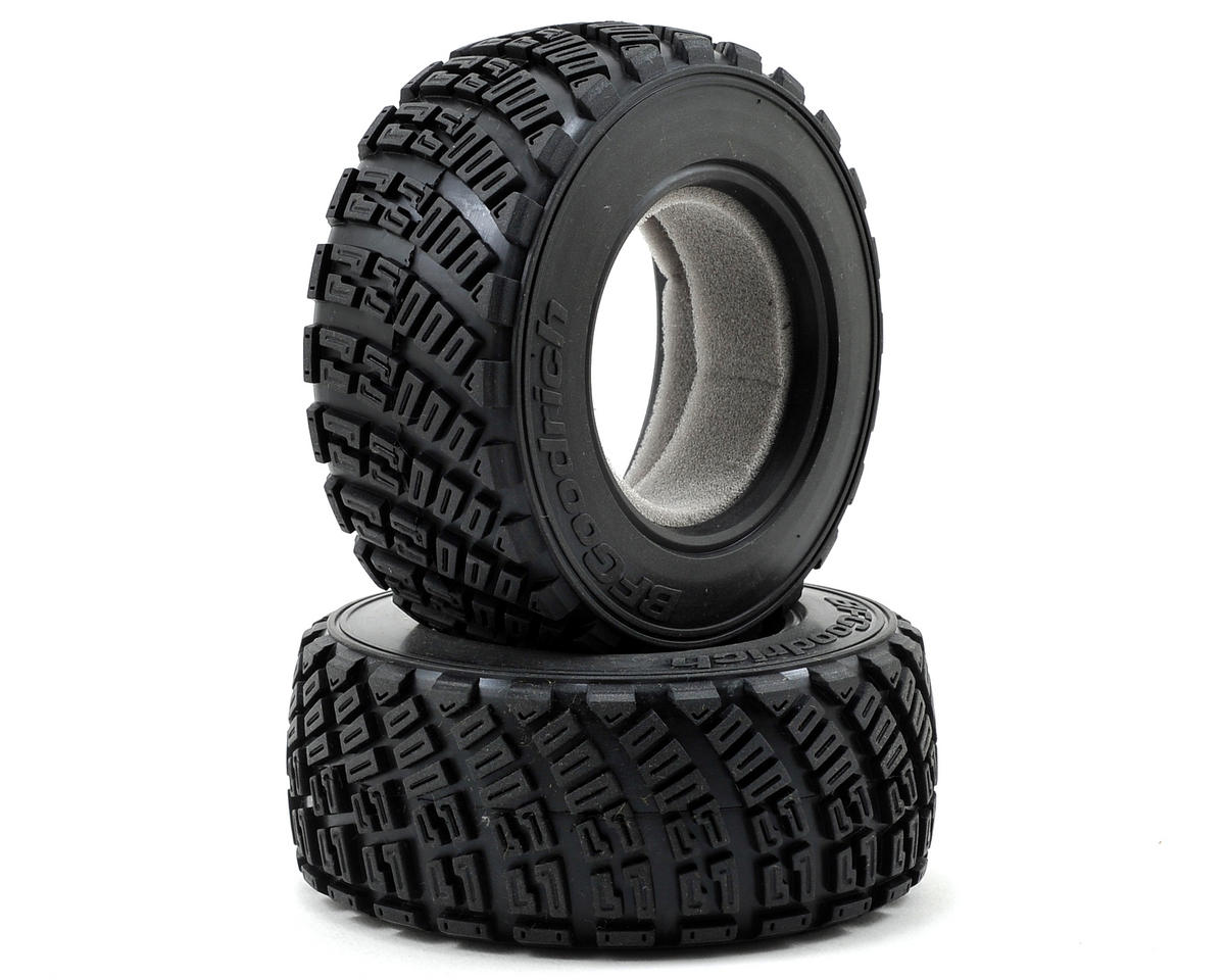 BFGoodrich Rally Tires (2) (S1) by Traxxas