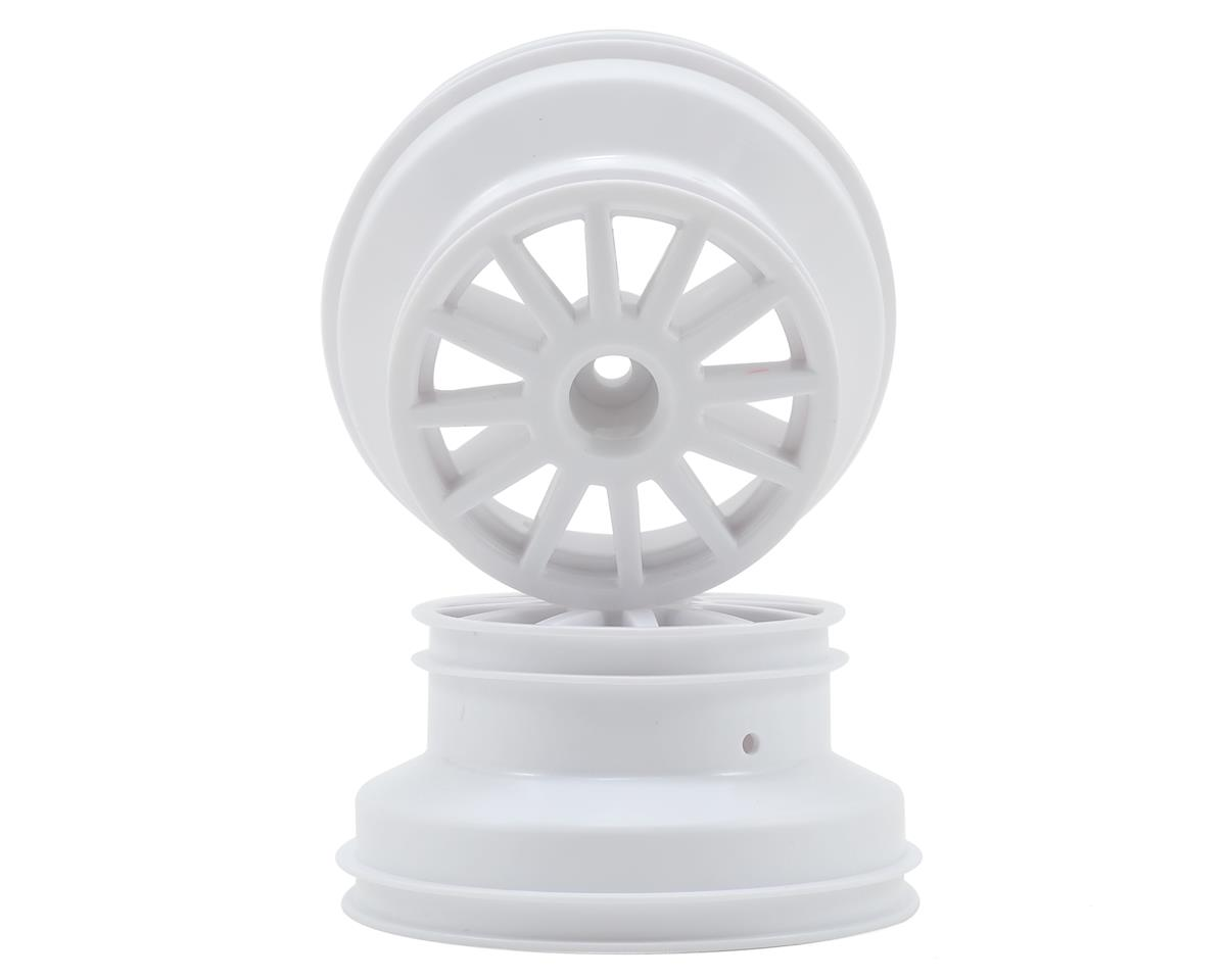 Rally Wheel (White) (2) by Traxxas