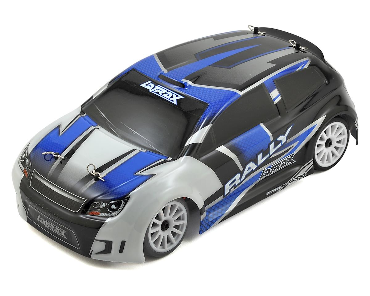 SCRATCH & DENT: Traxxas LaTrax Rally 1/18 4WD RTR Rally Racer (Blue)