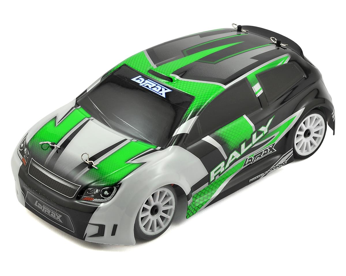 LaTrax Rally 1/18 4WD RTR Rally Racer (Green) by Traxxas