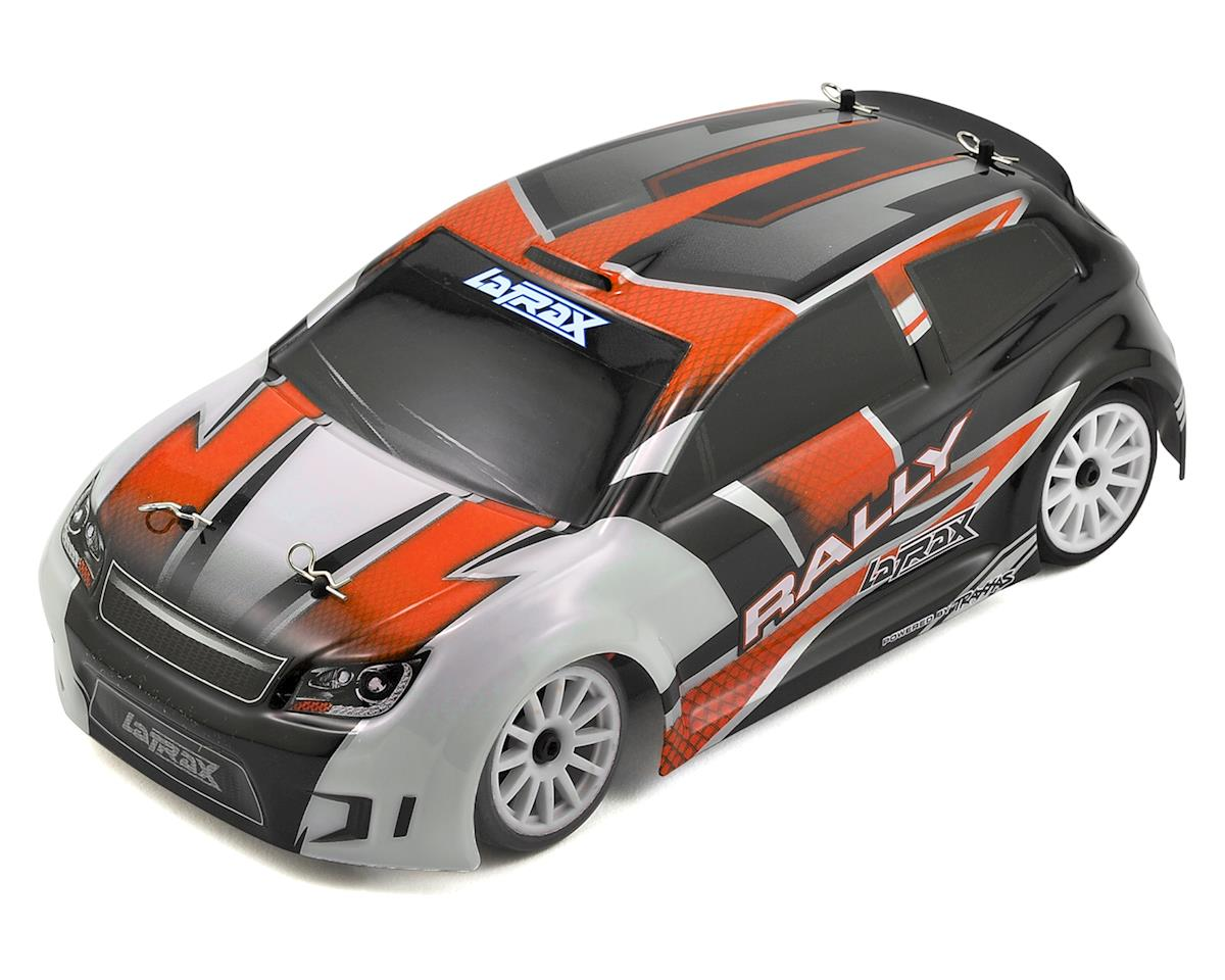 Traxxas LaTrax Rally 1/18 4WD RTR Rally Racer (Orange)