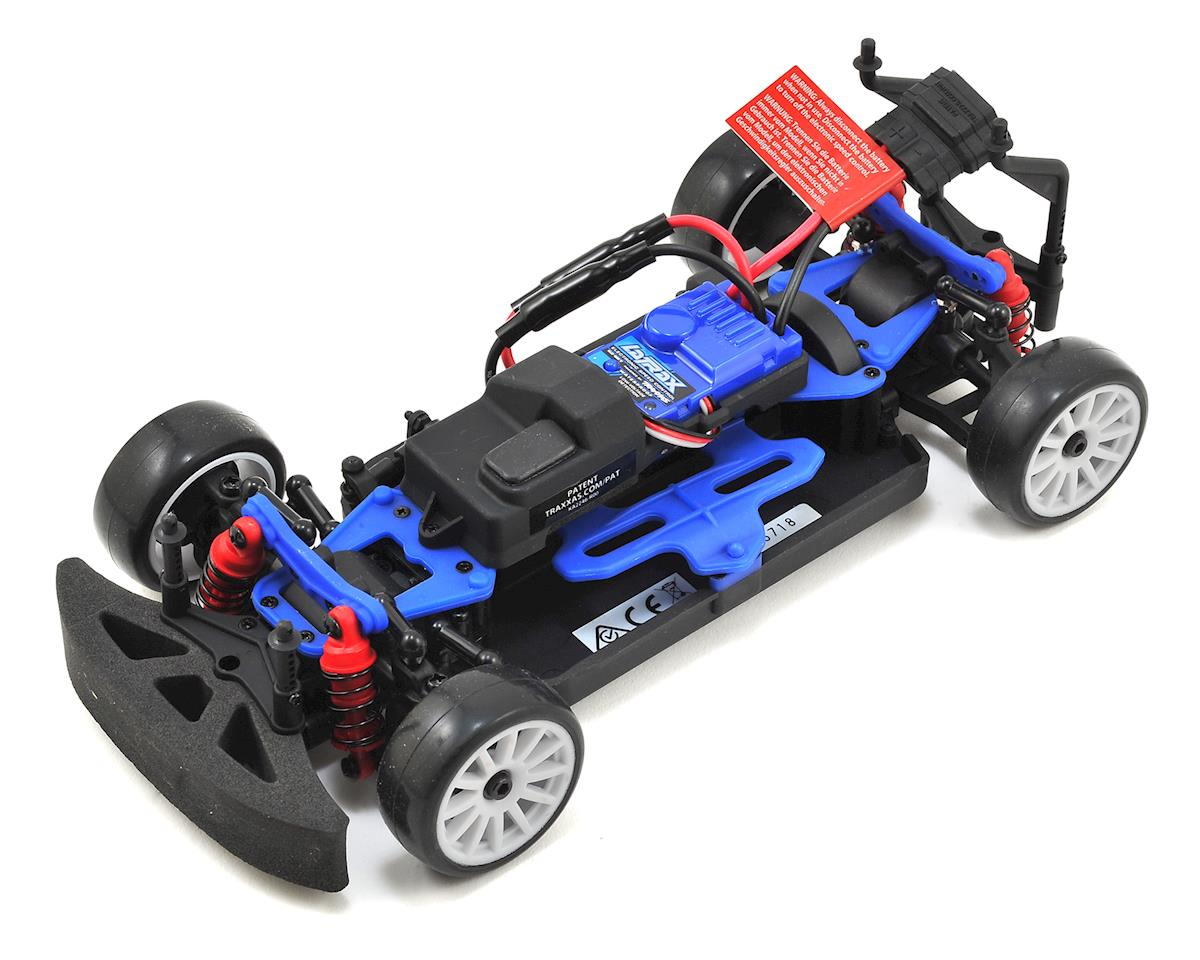Red TRA75054-5-RED Traxxas LaTrax Rally 1//18 4WD RTR Rally Racer