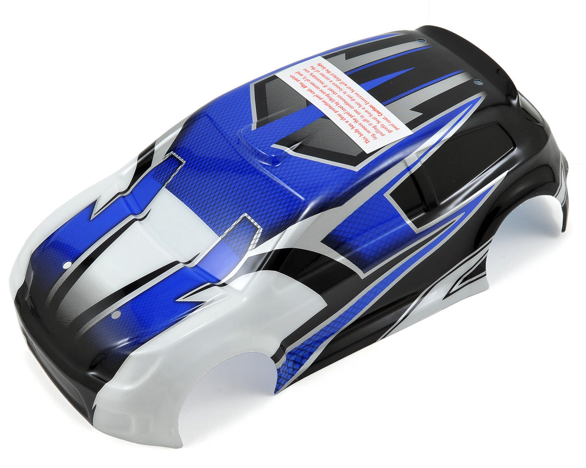 LaTrax 1/18 Rally Body (Blue) by Traxxas