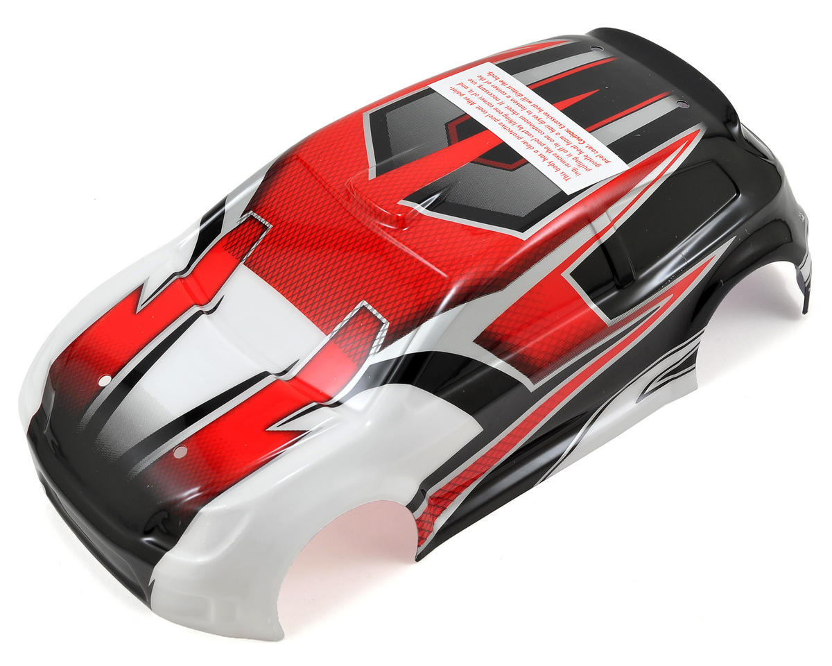 Traxxas LaTrax 1/18 Rally Body (Red)