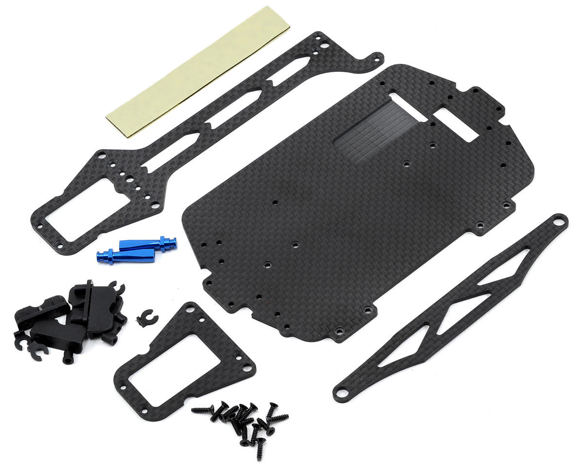 Traxxas LaTrax Carbon Fiber Conversion Kit