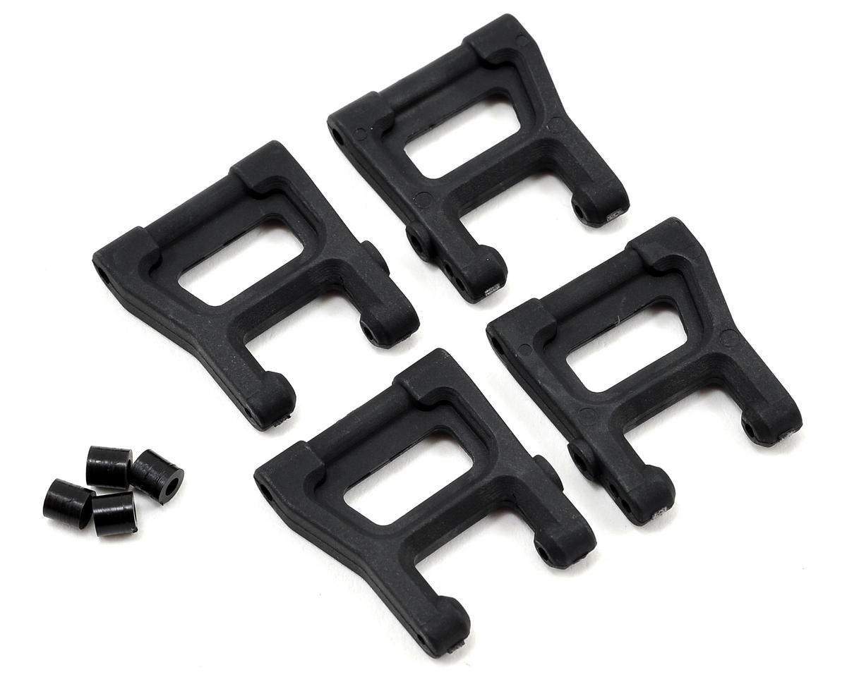 LaTrax Front & Rear Suspension Arm Set (4) by Traxxas