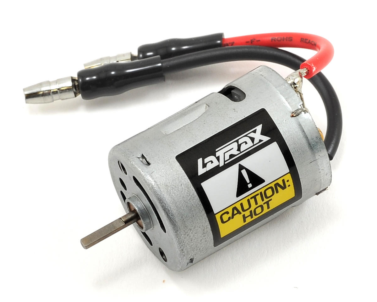 LaTrax 1/18 Rally 370 Motor w/Bullet Connectors by Traxxas