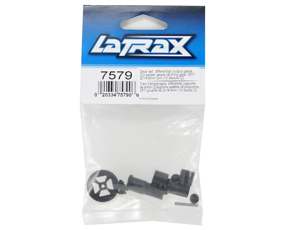 Traxxas LaTrax Differential Assembly