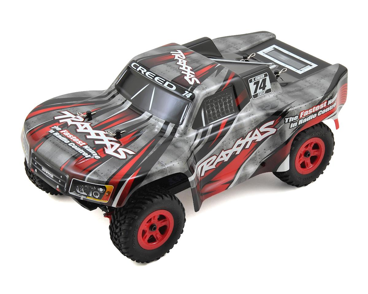 Traxxas Latrax Sst 1 18 4wd Rtr Short Course Truck Sheldon Creed