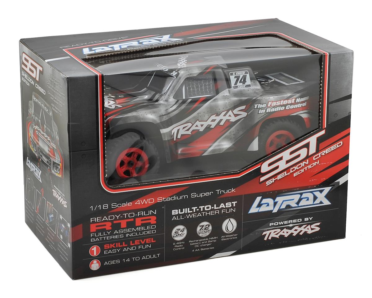 Traxxas LaTrax SST 1/18 4WD RTR Short Course Truck (Sheldon Creed)