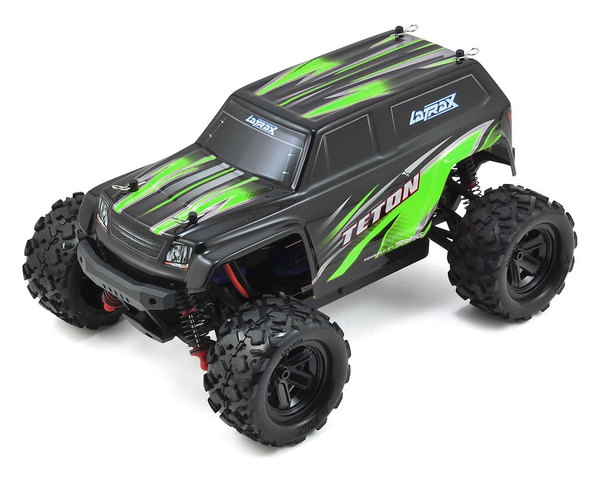 Traxxas LaTrax Teton 1/18 4WD RTR Monster Truck (Green)