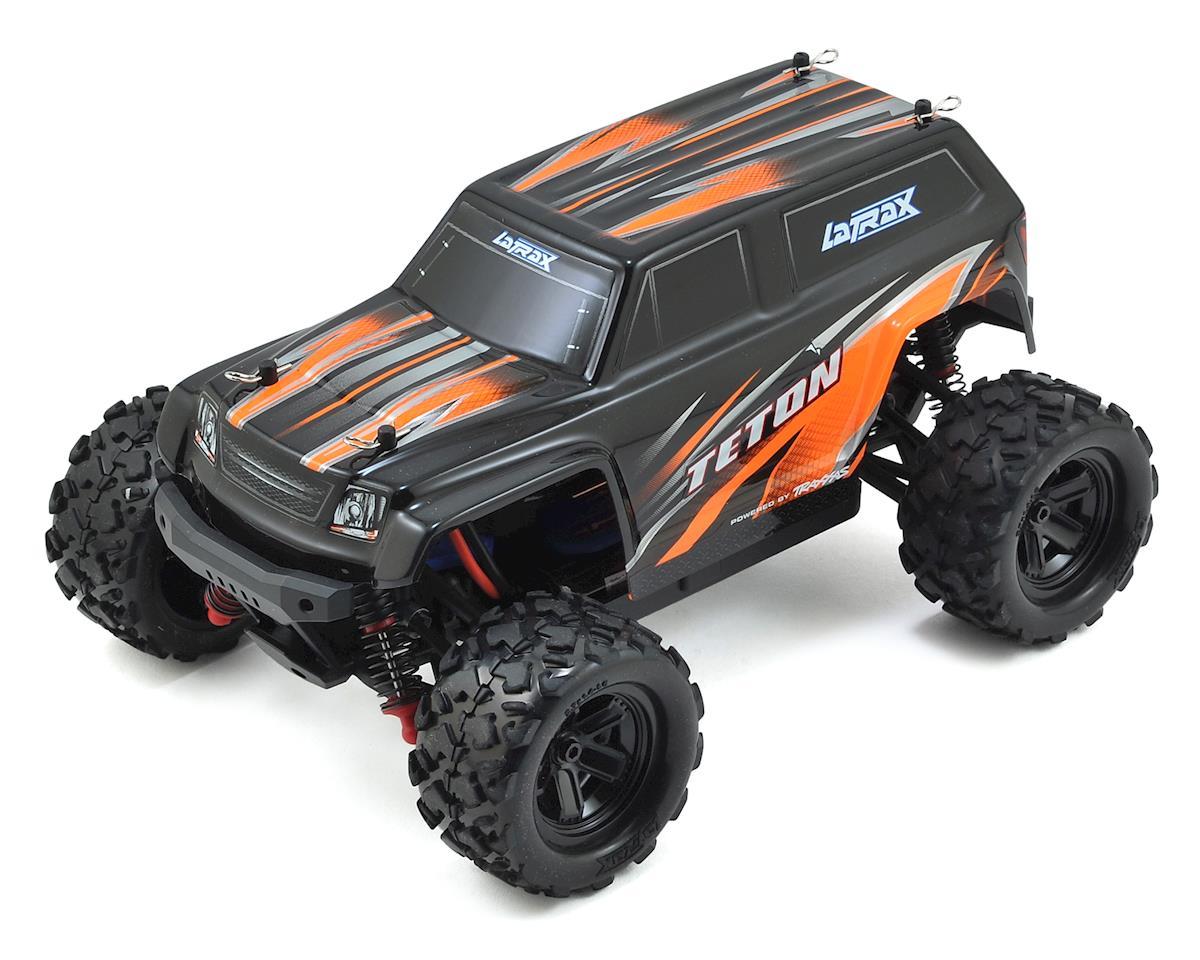 Traxxas LaTrax Teton 1/18 4WD RTR Monster Truck (Orange)