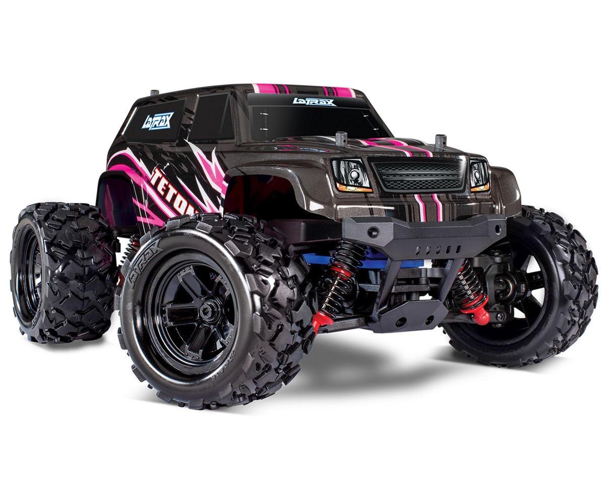 Traxxas LaTrax Teton 1/18 4WD RTR Monster Truck (Pink)