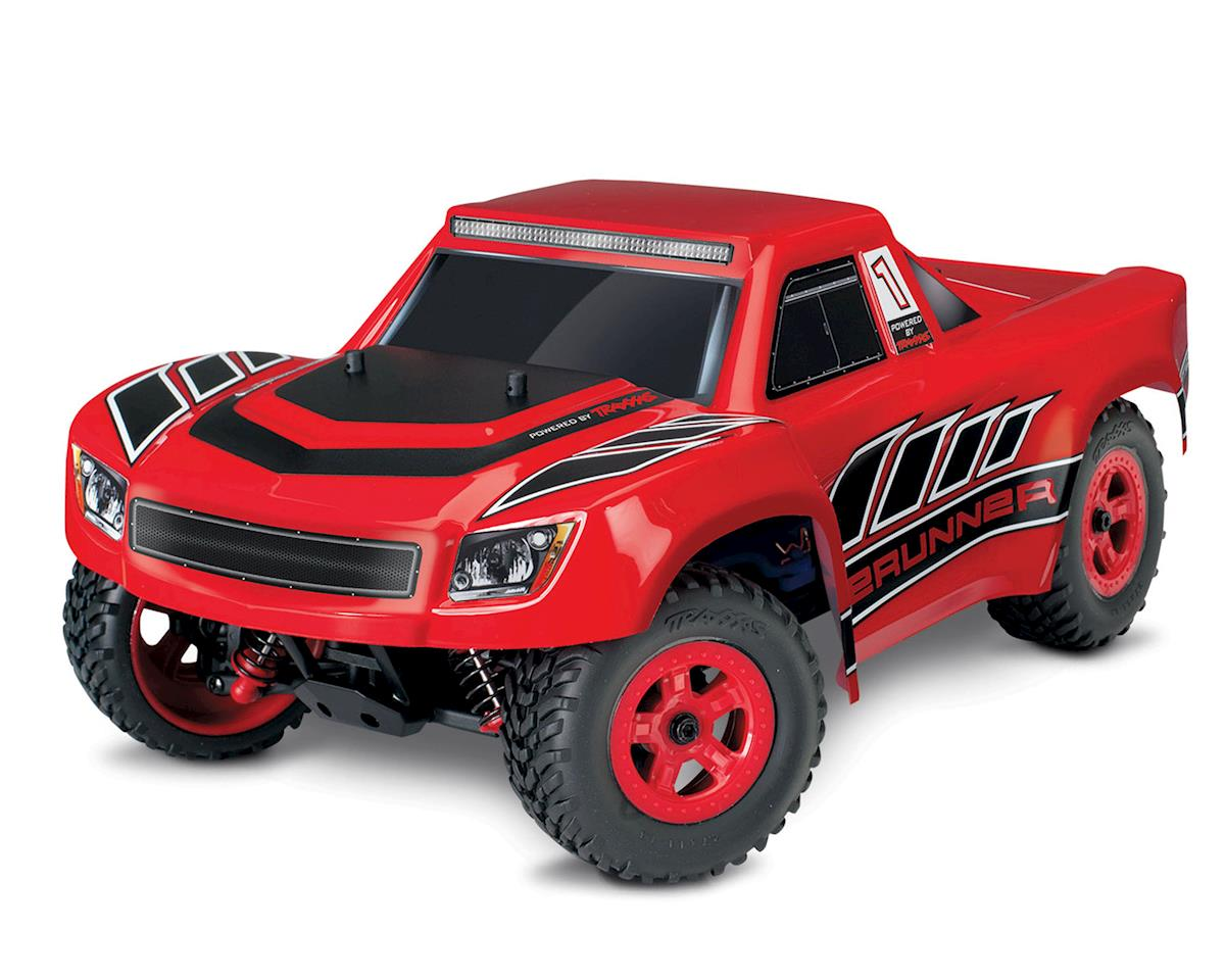 Traxxas LaTrax Desert Prerunner 1/18 4WD RTR Short Course Truck (Red)