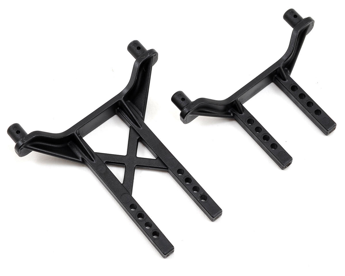 Traxxas LaTrax Front/Rear Body Mount Set