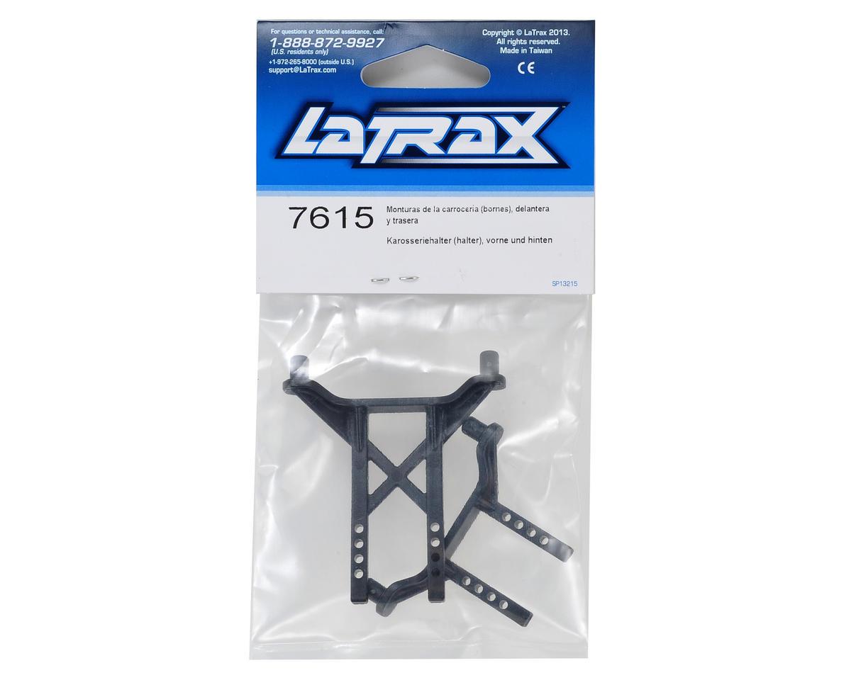 Front//Rear Teton 7615 Traxxas Body Mounts Posts