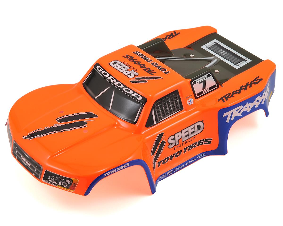 Traxxas LaTrax 1/18 SST Robby Gordon Pre-Painted Body