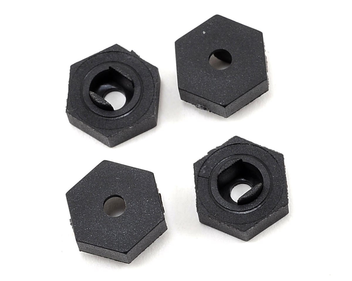LaTrax 12mm Wheel Hex (4) by Traxxas