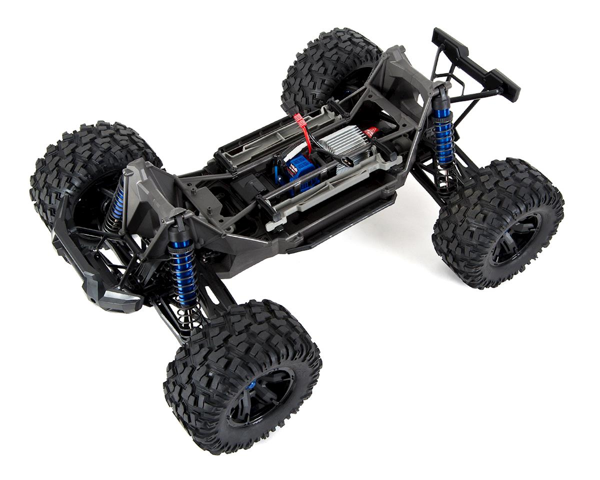 Traxxas X-Maxx 4WD Brushless RTR Monster Truck (Blue)