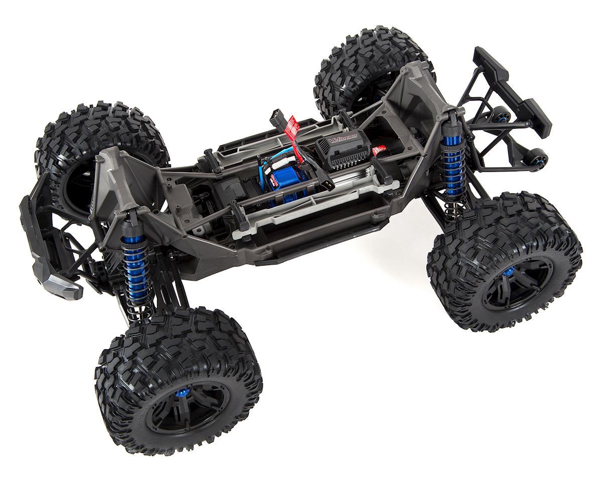 Traxxas X-Maxx 8S 4WD Brushless RTR Monster Truck (Blue