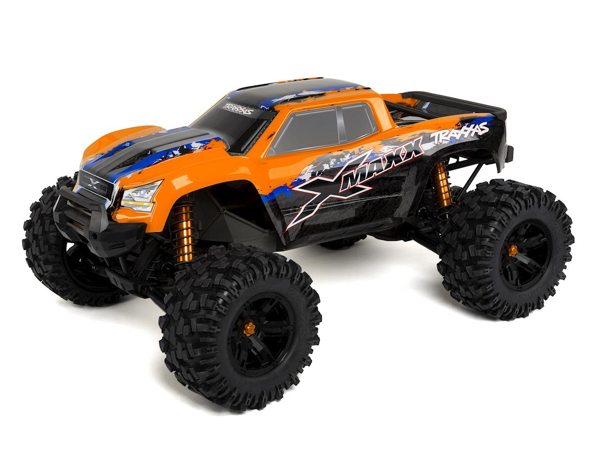 Traxxas X-Maxx 8S 4WD Brushless RTR Monster Truck (Orange) | relatedproducts