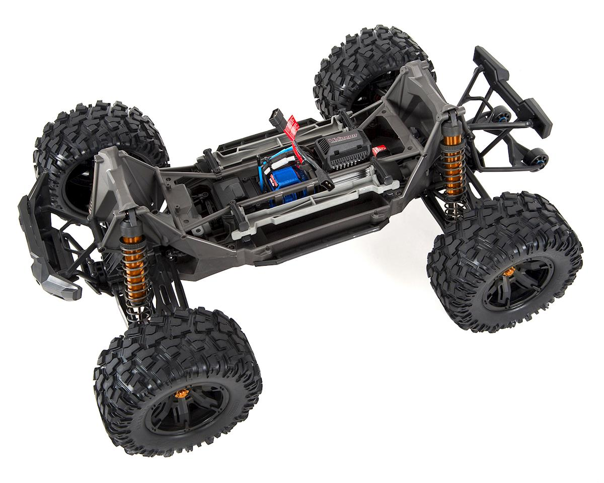 Image 2 for Traxxas X-Maxx 8S 4WD Brushless RTR Monster Truck (Orange)