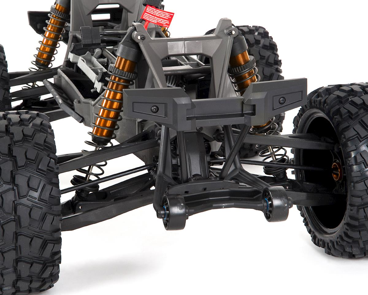 Image 4 for Traxxas X-Maxx 8S 4WD Brushless RTR Monster Truck (Orange)
