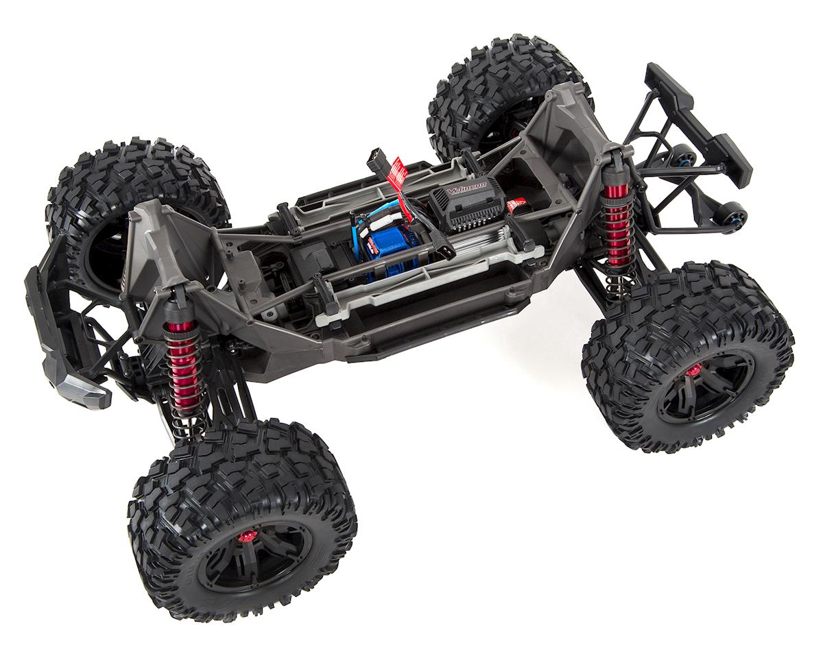 Traxxas X Maxx 8s 4wd Brushless Rtr Monster Truck Red Tra77086 4 Stampede 4x4 Vxl 1 10 Scale Cars Trucks Hobbytown