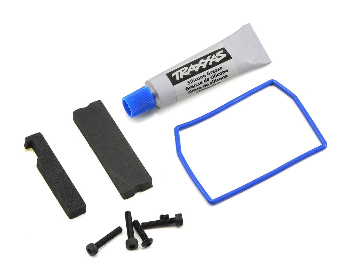 X-Maxx Receiver Box Seal Kit by Traxxas