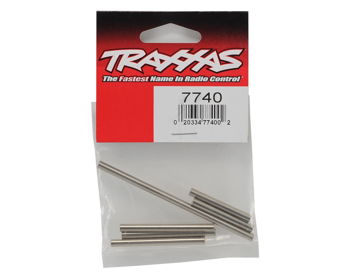 Traxxas X-Maxx Hardened Steel Suspension Pin Set