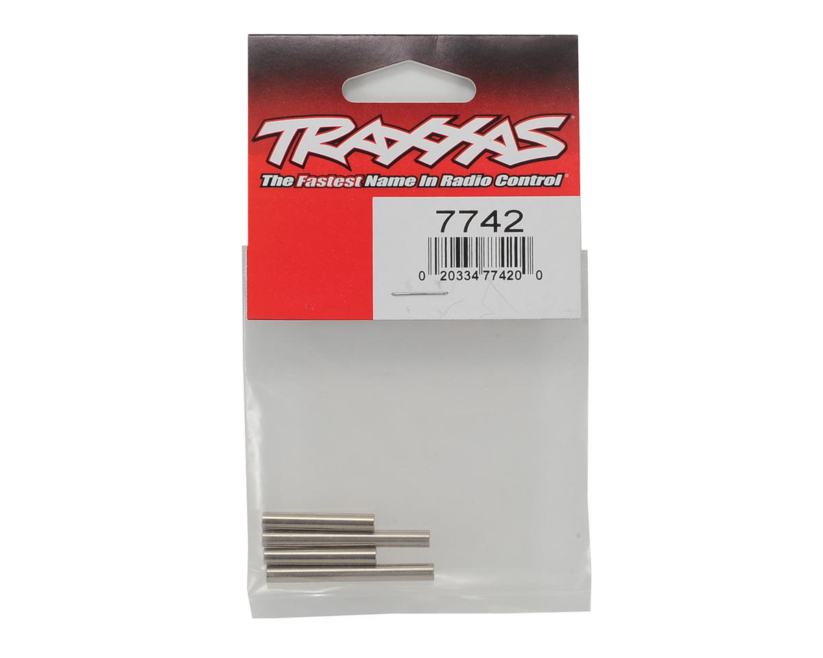 Traxxas X-Maxx Hardened Steel Shock Mount Suspension Pin Set