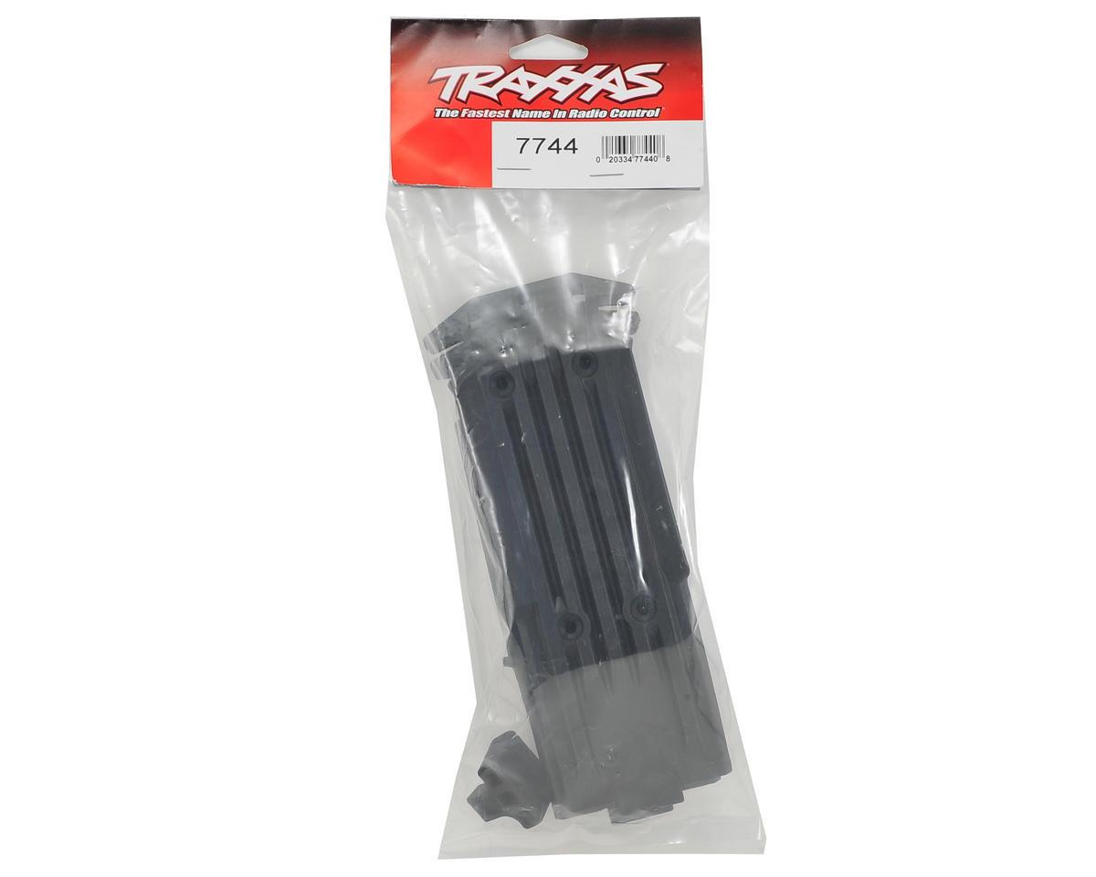 Traxxas X-Maxx Front & Rear Skidplate w/Rubber Impact Cushion