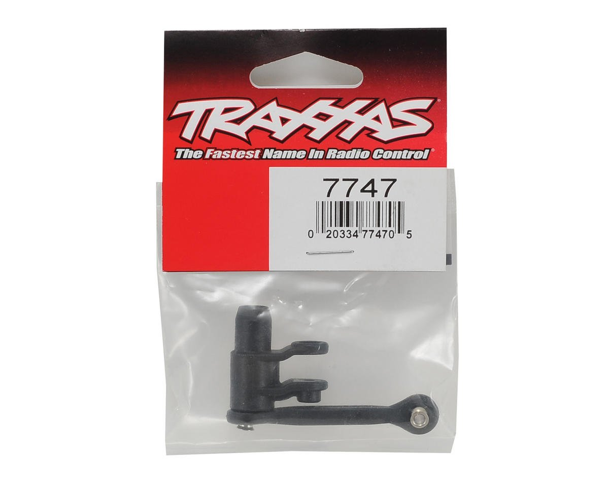 Traxxas 7747 X-Maxx Servo Horn And Steering Linkage