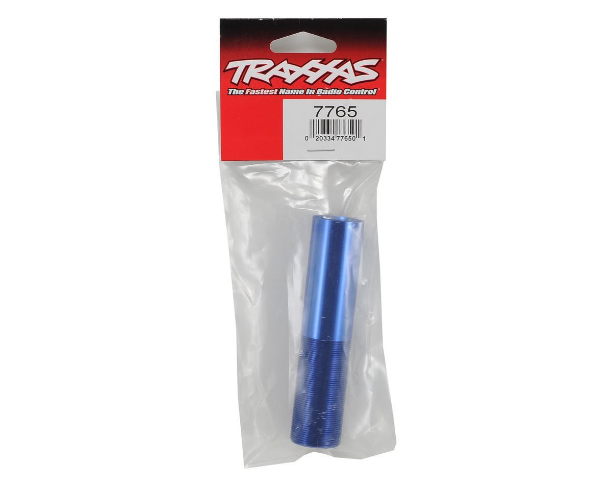 Traxxas X-Maxx Aluminum GTX Shock Body (Blue)