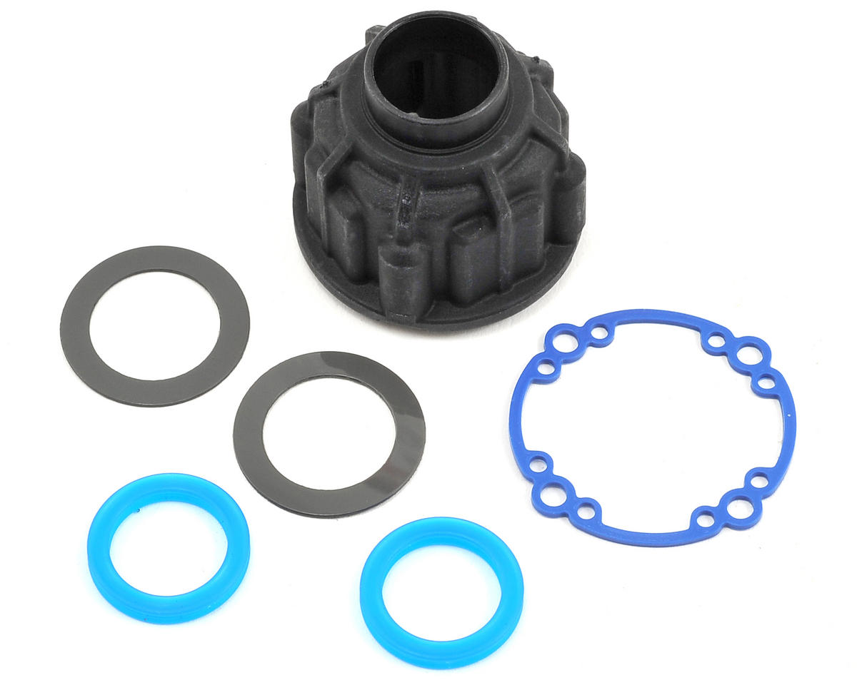 X-Maxx Differential Housing Carrier by Traxxas