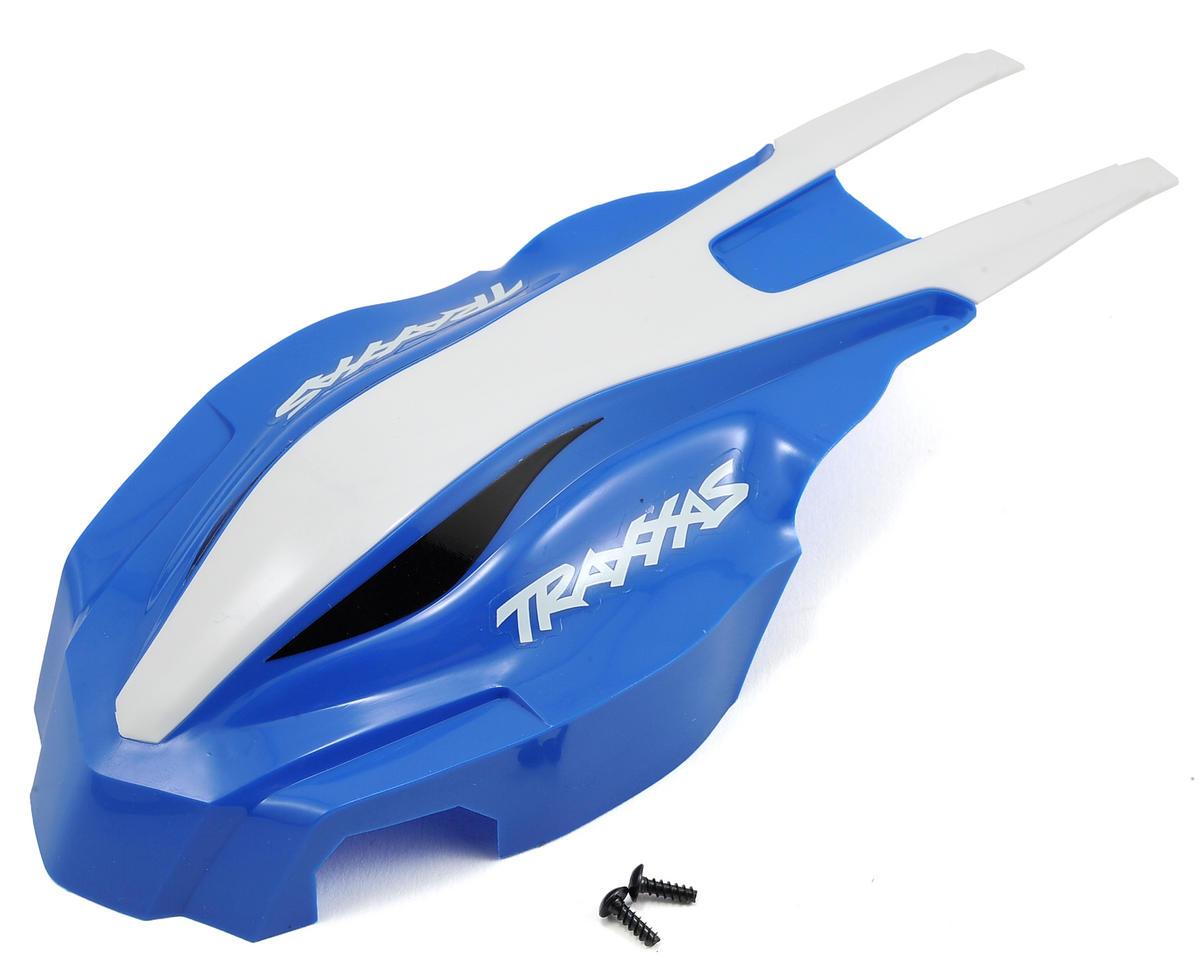 Traxxas Aton Canopy Front (Blue/White)