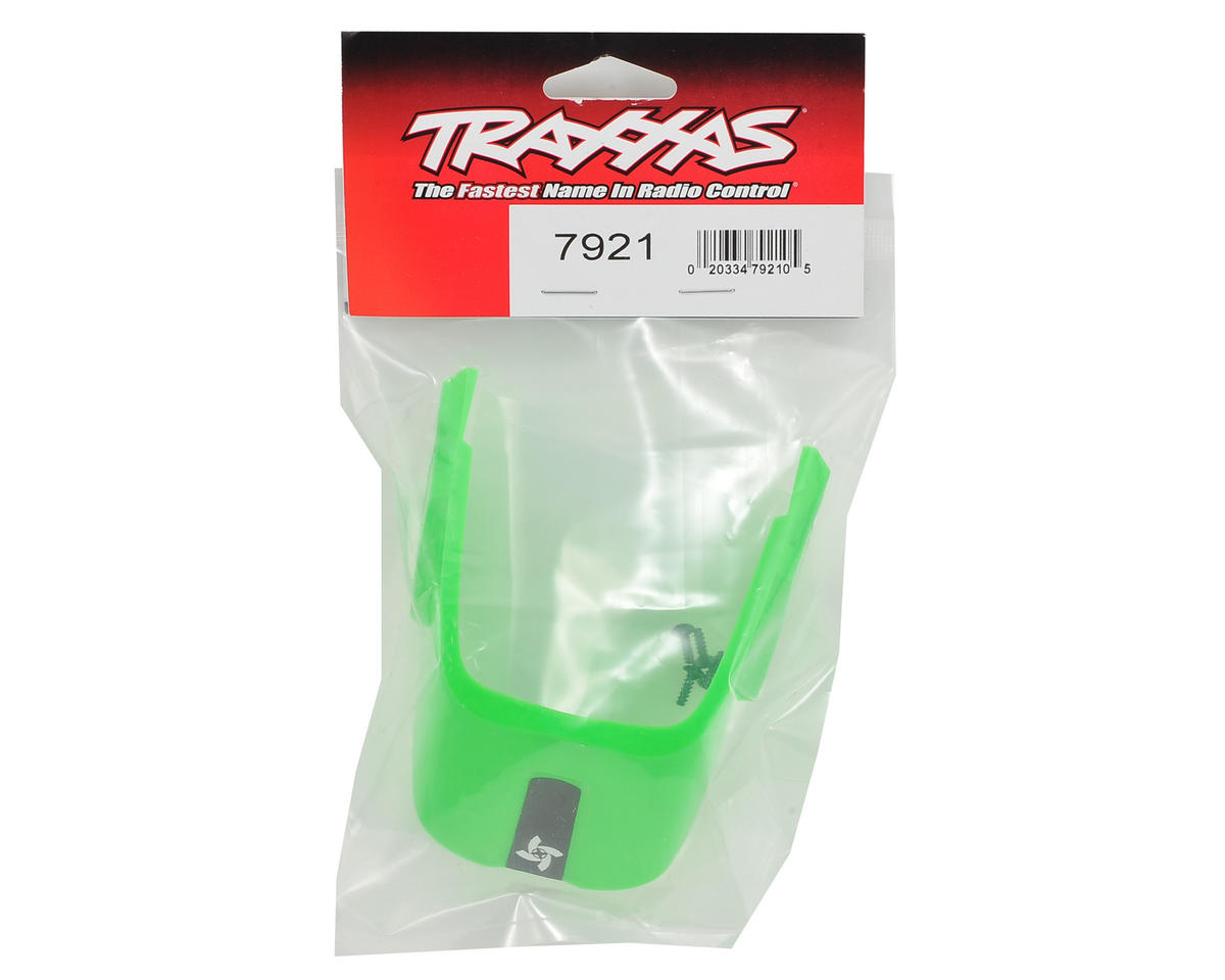 Aton Canopy Roll Hoop (Green) by Traxxas
