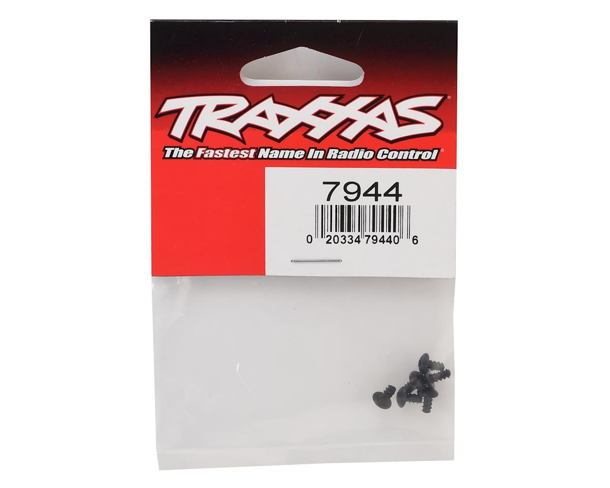 Screws 2.6x5mm Button-Head Machine (6) Aton by Traxxas