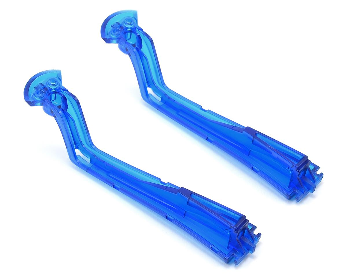 Aton Front LED Lens (Blue) (2) (Left/Right) by Traxxas