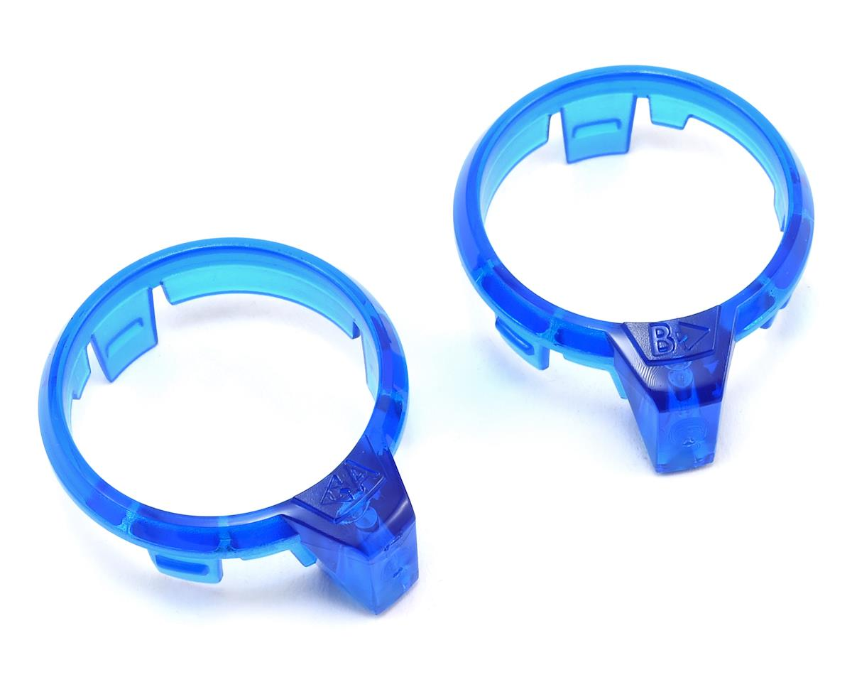 Traxxas Aton LED Lens Motor (Blue) (2) (Left/Right)