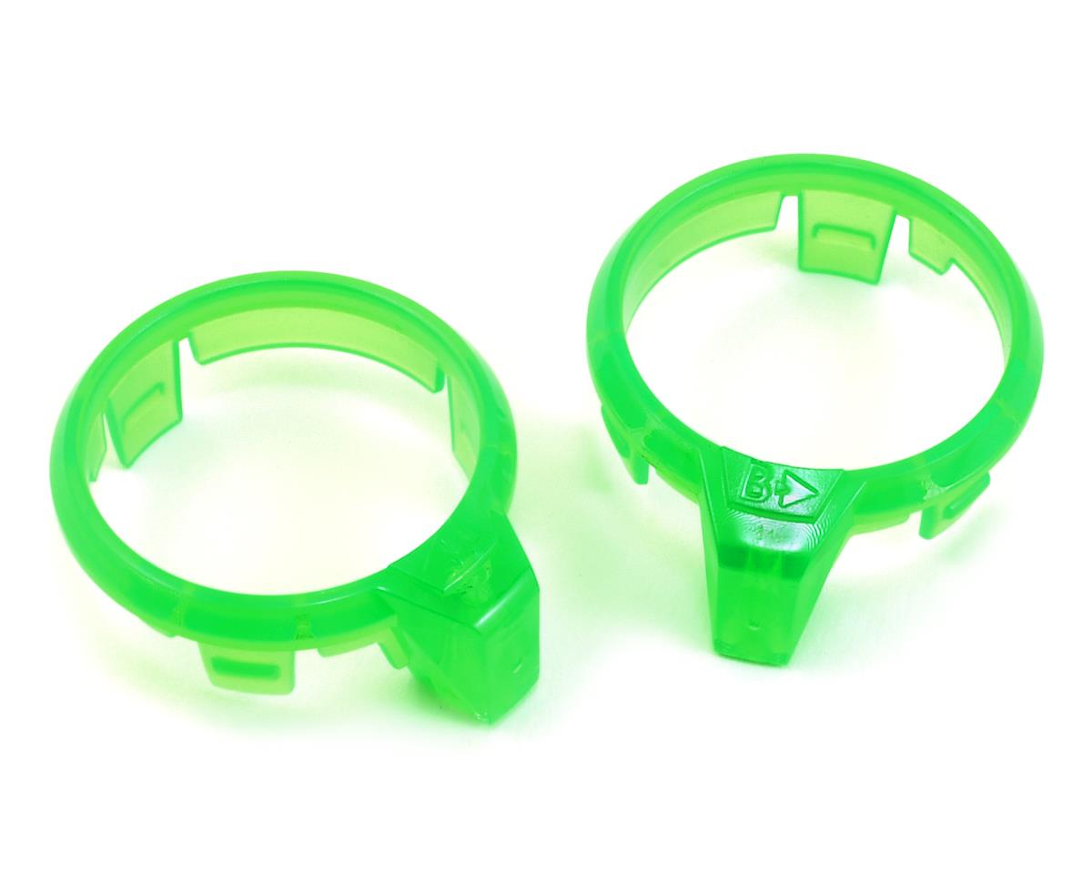 Traxxas Left/Right Aton LED Motor Lens Set (Green)