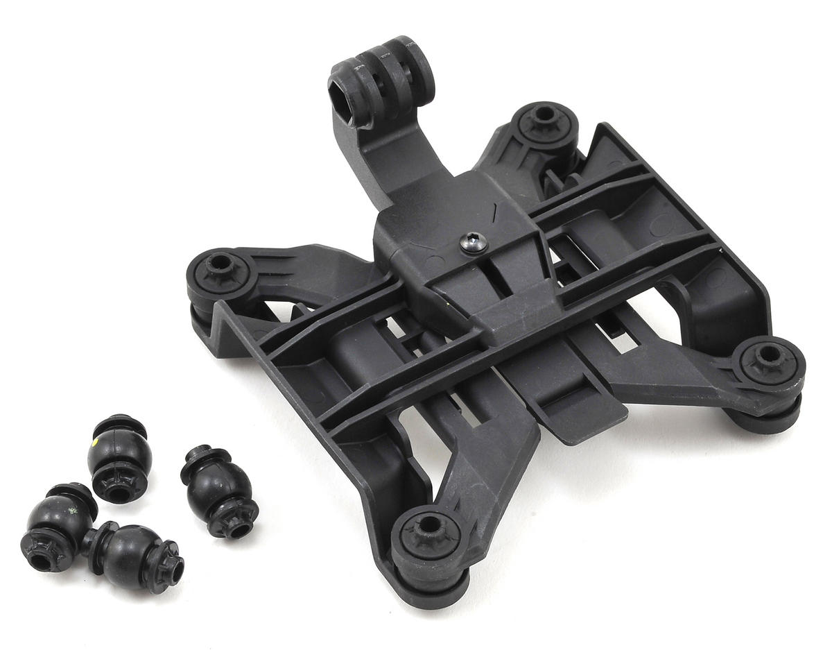 Aton Anti-Vibration Camera/Gimbal Mount by Traxxas