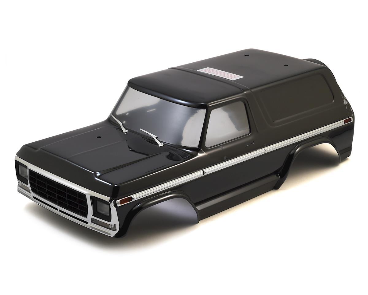 SCRATCH & DENT: Traxxas TRX-4 Ford Bronco Complete Body (Black)